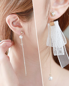 Long lace earring (er1753)