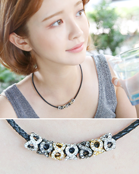 Antique Edition Necklace (nk526)