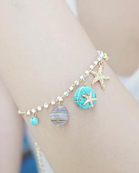 Star shot bracelet (br608)