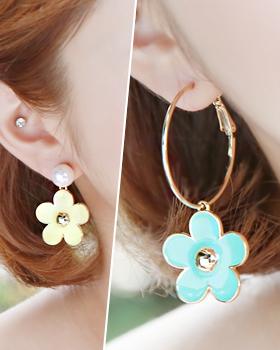 Flower arbor earring (er1763)