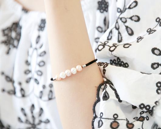Pearl Wonchu bracelet (br673)