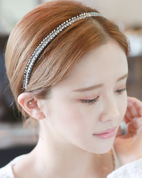 Low-tide beads hairband (hb585)