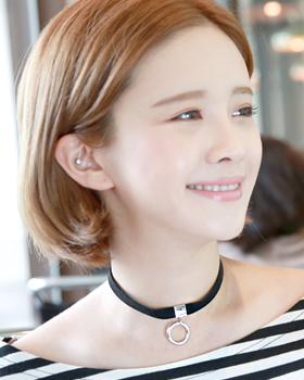 My heart origin Necklace (nk549)