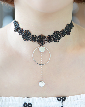 Necklace in my heart (nk552)