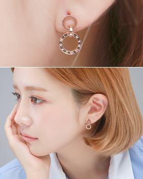 Hearing earring (er1860)