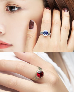 Birthstone Ring (rg204)
