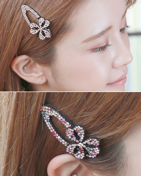 Ticket Flower Hairpin (hp465)