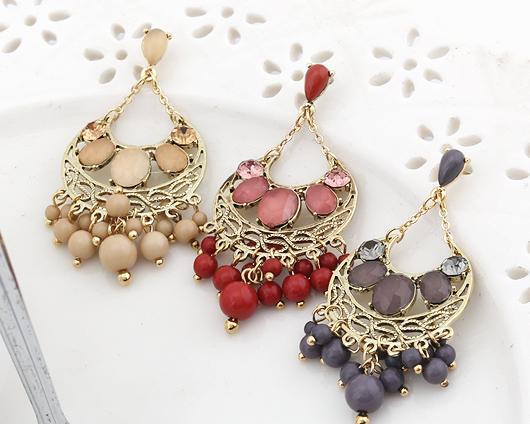 Cue earring (er1740)