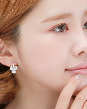 Kyushu one-touch earring (er1820)