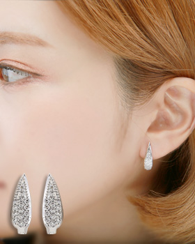 Prima one-touch earring (er1854)