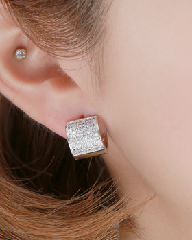 Tupac one touch earring (er1815)
