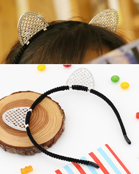 cubic2 bear hairband (hb563)
