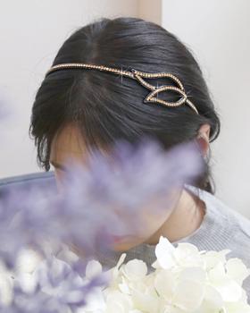 Tulip hairband (hb574)
