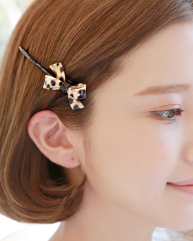 Polly Ribbon Hairpin (hp539)