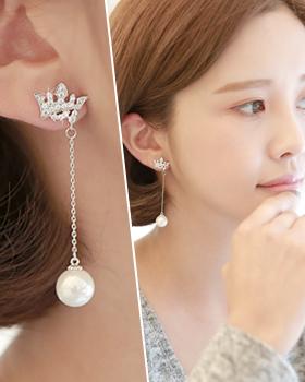 Good luck earring (er1788)
