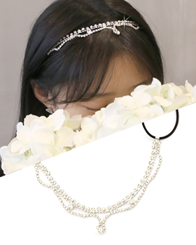 Wedding hairband (hb310)