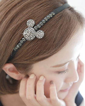 Mickey's hairband (hb536)