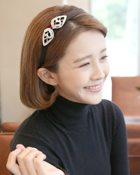 Angel cubic hairband (hb578)